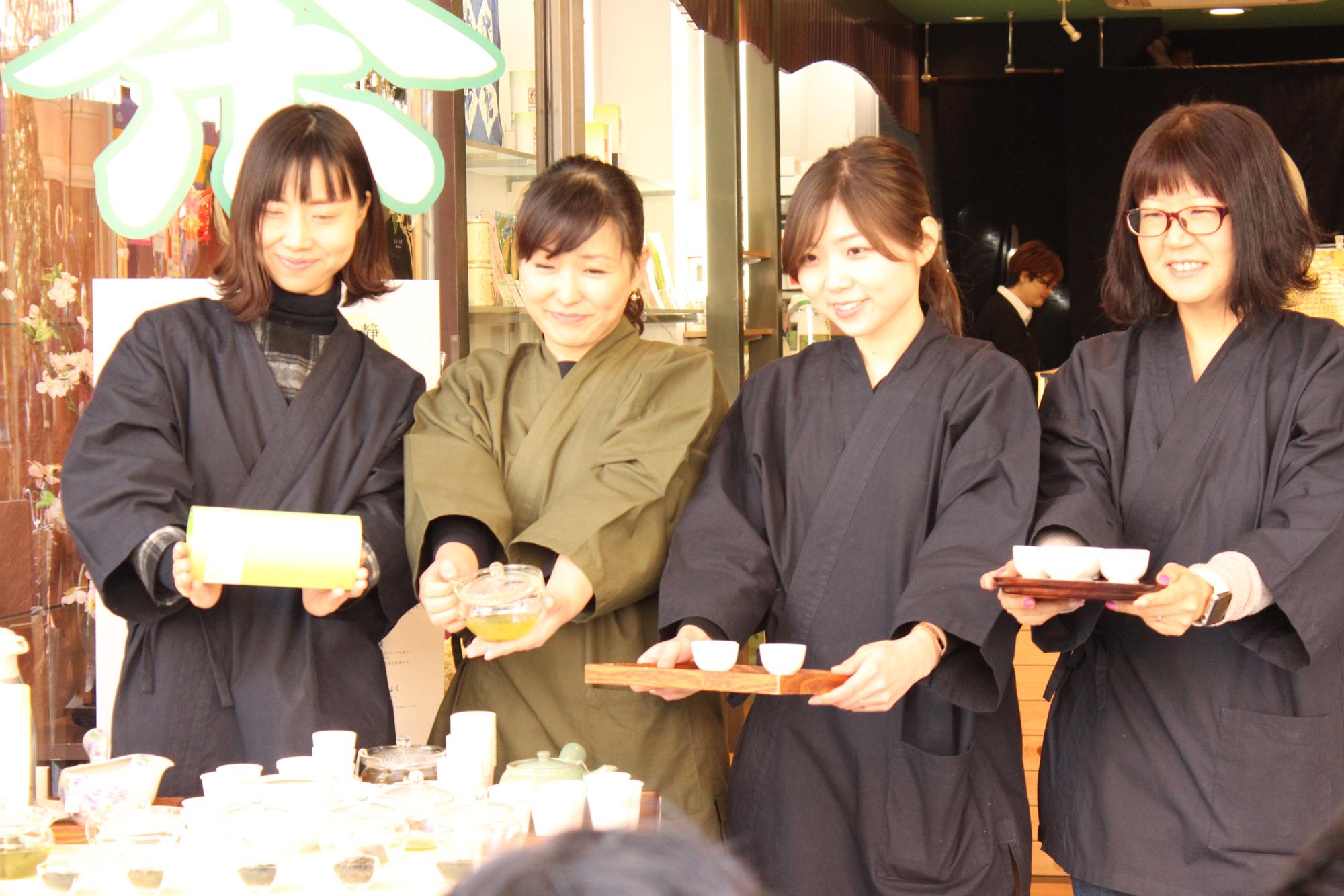 8茶くらべ 販売イベント終了!